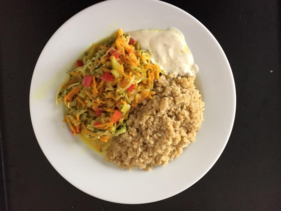 Mittagstisch mit frischen Gerichten in Karlsruhe-Rüppurr