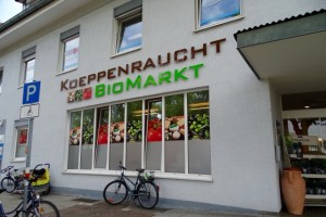 Bioladen in Karlsruhe